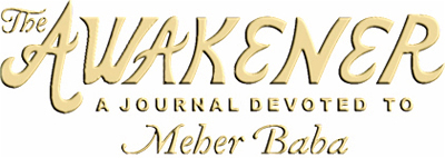Logo-The Awakener, a journal devoted to Meher Baba